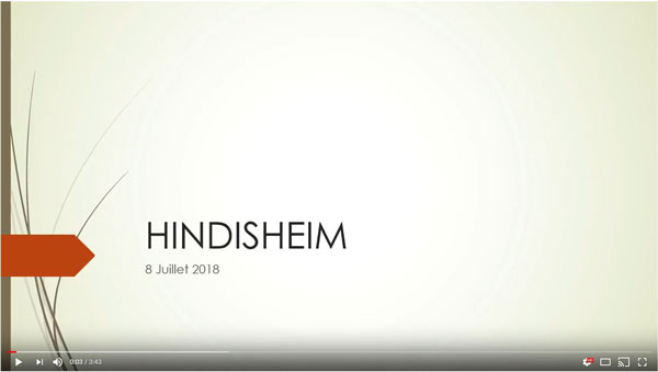 video Hindisheim