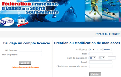 creation licence
